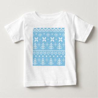 Baby boy designers tshirt / Folk!