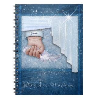 Baby Boy Diary Notebook
