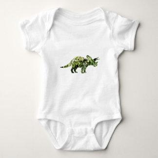 Baby boy Dinosaur Baby Jersey Bodysuit