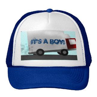 Baby Boy Trucker Hats