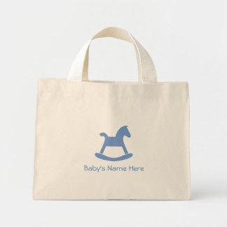 Baby Boy Mini Tote Bag
