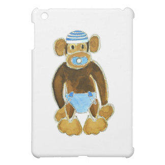 Baby Boy Monkey Diaper Cover For The iPad Mini