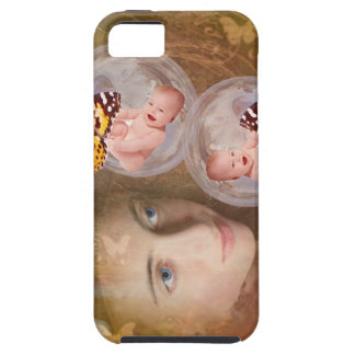Baby boy or girl twins iPhone 5 covers