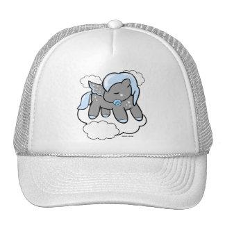 Baby Boy Pony | White Trucker Hat Dolce & Pony