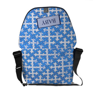 Baby Boy Print Courier Bags