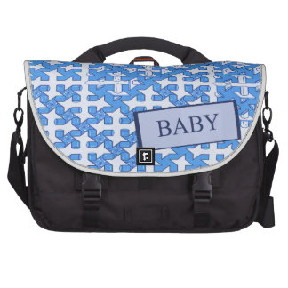 Baby Boy Print Computer Bag