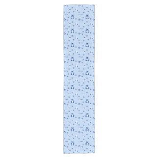 Baby-boy Quilt Pattern Short Table Runner