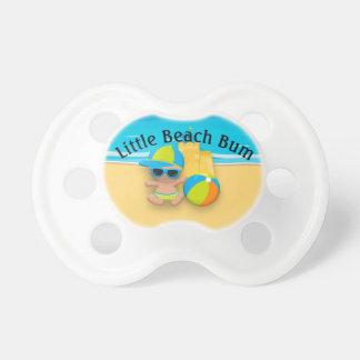 Baby Boy Sand Castle and Beach Ball Beach Bum Dummy