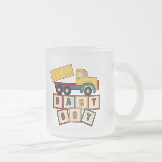 Baby Boy Toy Truck Coffee Mug