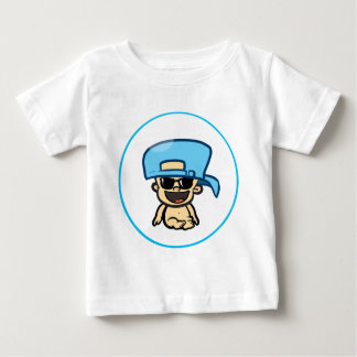 Baby Bub Hat Grin Baby T-Shirt