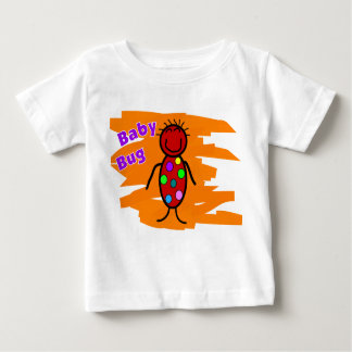 Baby Bug Infant T-Shirt--Adorable Bug Design Baby T-Shirt