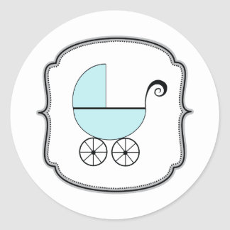 Baby Buggy Sticker
