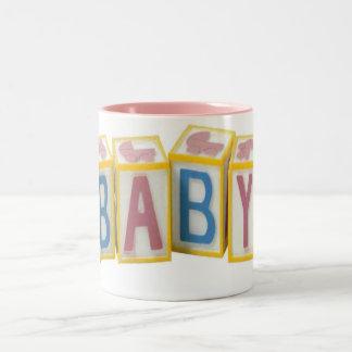 Baby Building Blocks Mug
