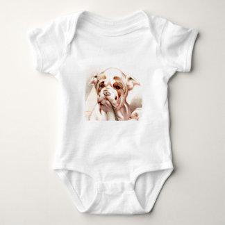 Baby Bull-Dog - SUPER CUTE ! Baby Bodysuit