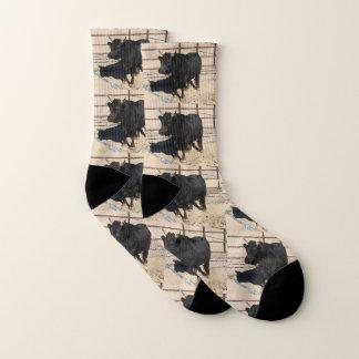 Baby Bull Unisex Socks 1