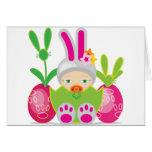 Baby-BUNN01.png Greeting Card