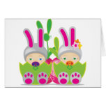 Baby-BUNN05.png Greeting Card