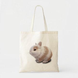 Baby Bunny Budget Tote Bag