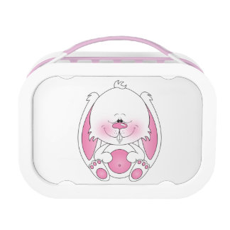 Baby Bunny Cartoon Lunch Boxes
