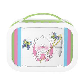 Baby Bunny Cartoon Lunchbox
