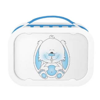 Baby Bunny Cartoon Lunchboxes
