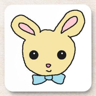 Baby Bunny Drink Coaster