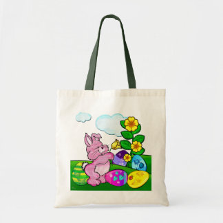 Baby Bunny Easter Budget Tote Bag