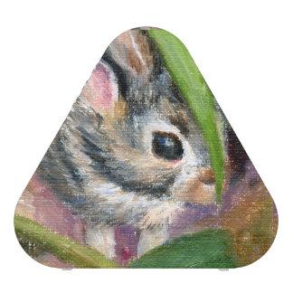 Baby Bunny Hiding