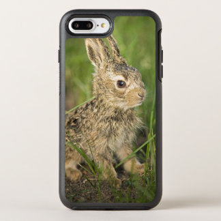 Baby Bunny in the Grass OtterBox Symmetry iPhone 8 Plus/7 Plus Case