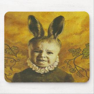Baby Bunny Mutant Mousepad