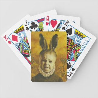 Baby Bunny Mutant Playing Cards