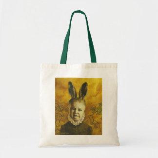Baby Bunny Mutant Tote Bag
