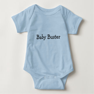 Baby Buster Baby Bodysuit