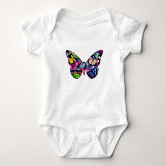 Baby Butterfly Baby Bodysuit