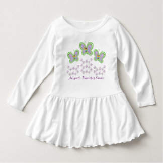 Baby Butterfly Kisses Custom Dress