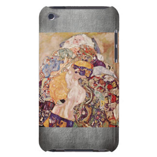 Baby by Gustav Klimt iPod Touch Covers
