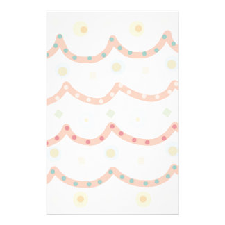 Baby Cakes. Sweet pastel colourful pattern Stationery