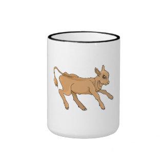 Baby Calf Coffee Mugs