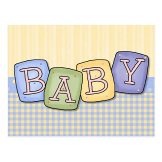 Baby Card Postcard