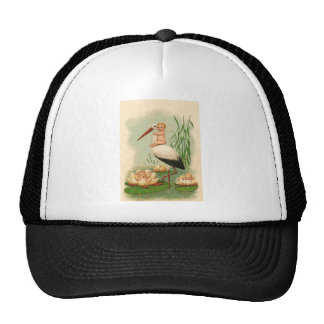 BABY CARD READY FOR DELIVERY 2.jpg Trucker Hats