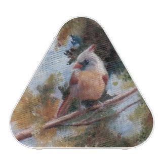 Baby Cardinal Speaker