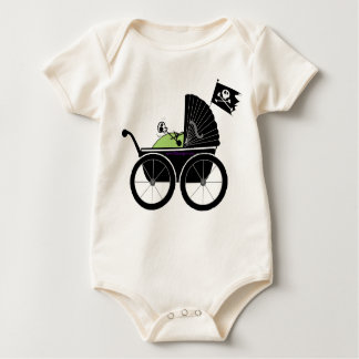 baby carriage onsie baby bodysuit