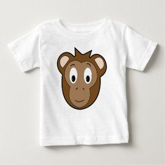Baby Cartoon Monkey Shirt