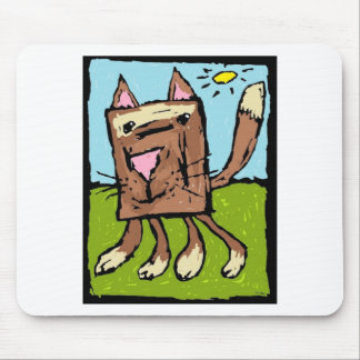 Baby Cat Mouse Pad