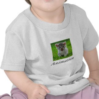 Baby cat shirts