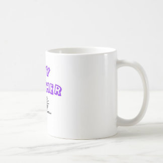 baby catcher coffee mug