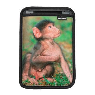 Baby Chacma Baboon (Papio Ursinus) iPad Mini Sleeve
