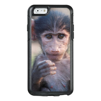 Baby Chacma Baboon (Southern Africa) OtterBox iPhone 6/6s Case