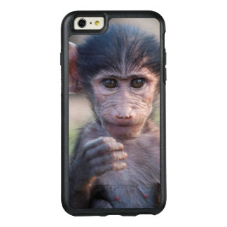 Baby Chacma Baboon (Southern Africa) OtterBox iPhone 6/6s Plus Case