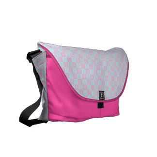 Baby Checks Messenger Bag